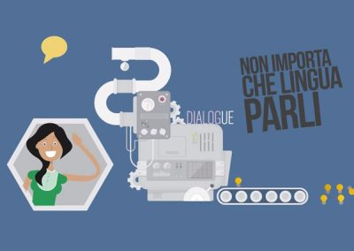 Spot Motion Graphic – conto terzi